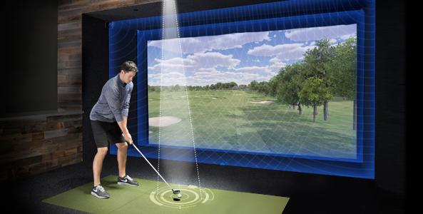 Golfisimulaator